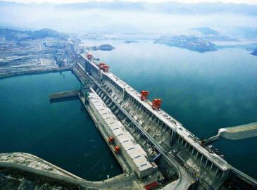 微特中标三峡水电站起重机安全监控系统项目