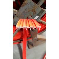 河南无接缝滑线单极滑线生产国标滑触线13262187779