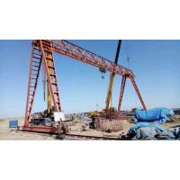 出售二手起重机 5吨龙门吊 10吨天车