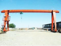 拉萨电动葫芦门式起重机专业制造-13658997361