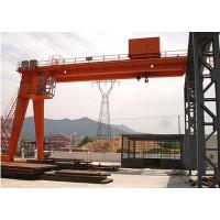 西安供应优质冶金型双主梁半门式起重机-15002982003