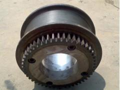 三明起重机配件-行车轮质量好13960584484