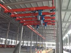杭州生产制造桥式起重机-LX悬挂起重机