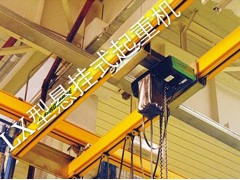 扬州单梁悬挂起重机生产销售13951432044