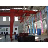西安MB电动葫芦半门式起重机专业制造-15002982003