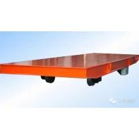 起重机-平板轨道车