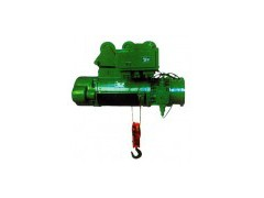 克拉玛依HB型防爆电动葫芦