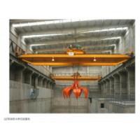 揚州Qz雙梁抓斗橋式起重機生產設計銷售13951432044