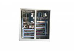 河南万朗电气专业订做全车变频双梁电器柜13781980588