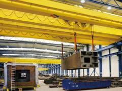 天津欧式双梁起重机,厂家直销、质量好:13821781857