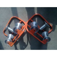 青岛起重机-电缆运行滑轮起重设备15806502248