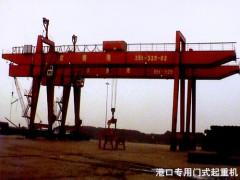 石家庄港口专用起重机安装维修