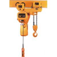 绍兴销售低净空电动环链葫芦15157567561