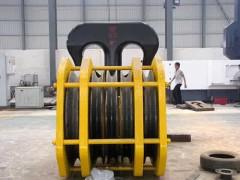 武汉起重机-起重配件优质吊钩组双钩销售13871412800