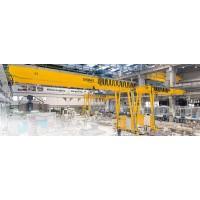 西安半龙门式起重机1机专业制造-15002982003