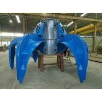 武漢起重機-起重配件優質電動液壓抓斗13871412800