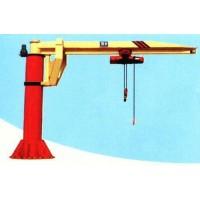 河南移动式悬臂起重机电动旋转吊360度旋转量大从优