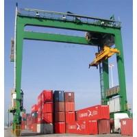 西安高陵集装箱起重机安装维修-15002982003