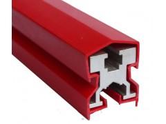 山东腾云安全滑触线生产厂家销售H型单极滑触线,滑触线价格优惠