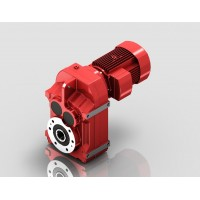 F系列斜齿轮硬齿面减速机