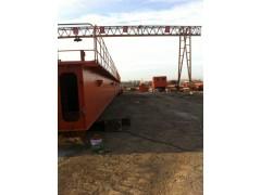 西安高陵山包下花起重机安装现场维修-15002982003
