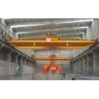 西安高陵抓斗门式起重机机安装维修销售-15002982003