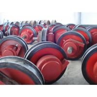 西安起重机供应销售优质车轮组15002982003