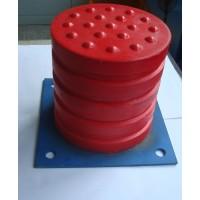 西安起重机供应销售优质聚氨酯缓冲器15002982003