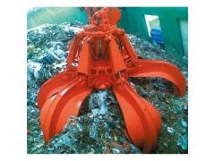 武汉起重机-电动液压多瓣抓斗厂家直销13871412800