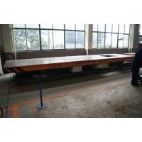 武漢起重機-優質平板軌道車廠家直銷13871412800