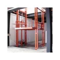 南京厂家生产液压导轨链条式升降机液压货梯升降货梯配件