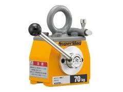 供应KITO葫芦起重吊具永磁起重磁铁代理商山东凯道工业