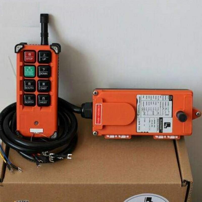 禹鼎f21-e1b工业无线起重机遥控器15800800643