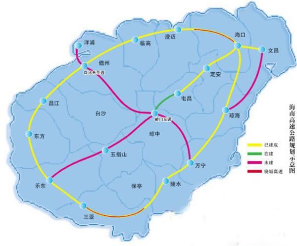 海南g360文昌至临高高速公路项目力争今年内开工建设
