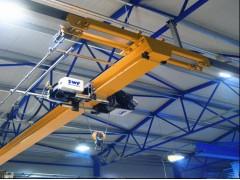 佛山欧式单梁悬挂起重机专业销售13822258096
