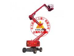 上海自行走曲臂式(柴油驱动)升降高空作业平台供应