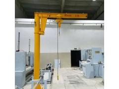 悬臂吊厂家定制BZD125KG2T电动悬臂吊定柱式小型悬臂吊