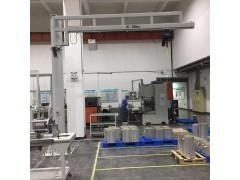 辰泓起重设备悬臂吊生产厂家手动电动立柱式360度旋转悬臂吊