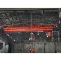武漢起重機-廠家直銷優質抓斗橋式起重機13871412800