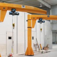 西安铜川起重机-悬臂吊专业安装维修-15002982003