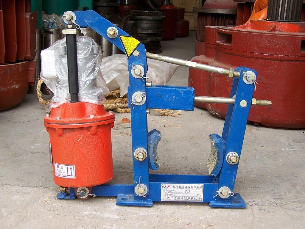 南宁起重机-液压制动器专利产品图片