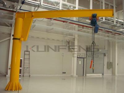 JKBK立柱式旋臂起重机厂家直销