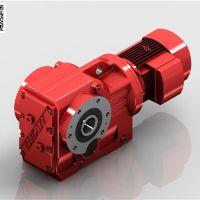 巩义K系列螺旋锥齿轮减速机,起重机减速机,迈传减速机行业定制