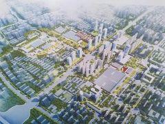 """150亿打造郑州""""798""""!二砂老厂区反复说改造,终于有了未来模样"""