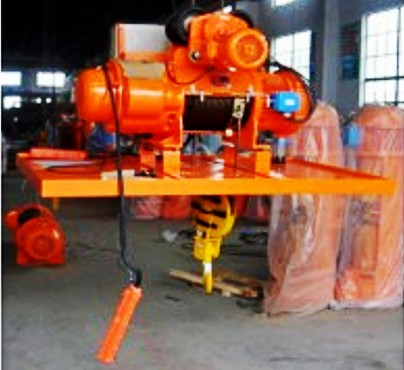 南宁起重机-电动葫芦质量信赖15277162121