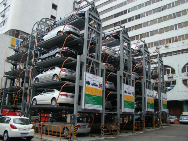 云南起重设备-立体停车库使用方便13888899552