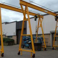 嘉兴专业生产移动式龙门吊架