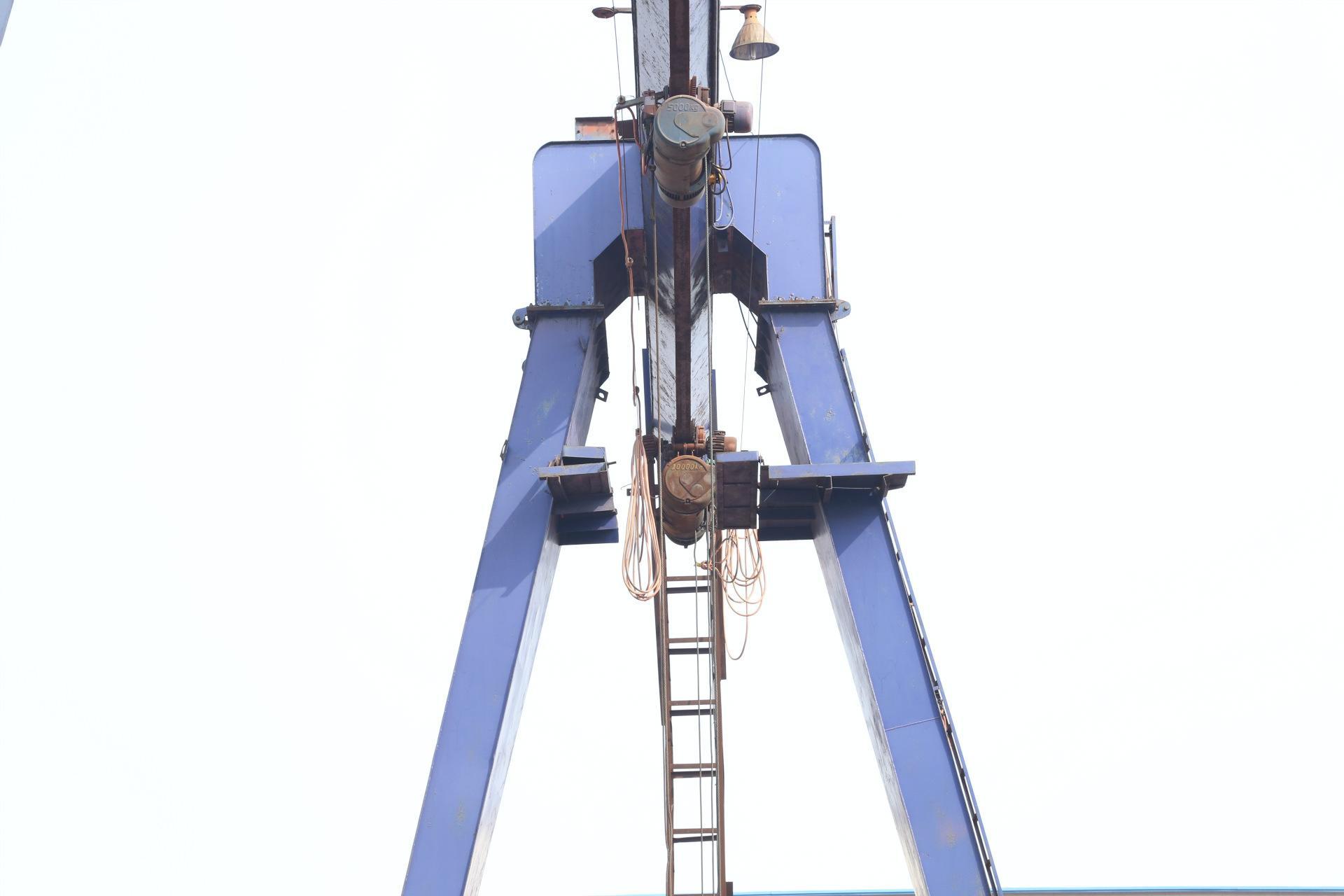 苏州供应门座式起重机18550176847