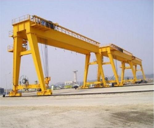 福州雙梁龍門吊門式起重機專業廠家18396511675