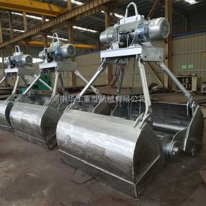 福州酒厂专用不锈钢抓斗销售18396511675